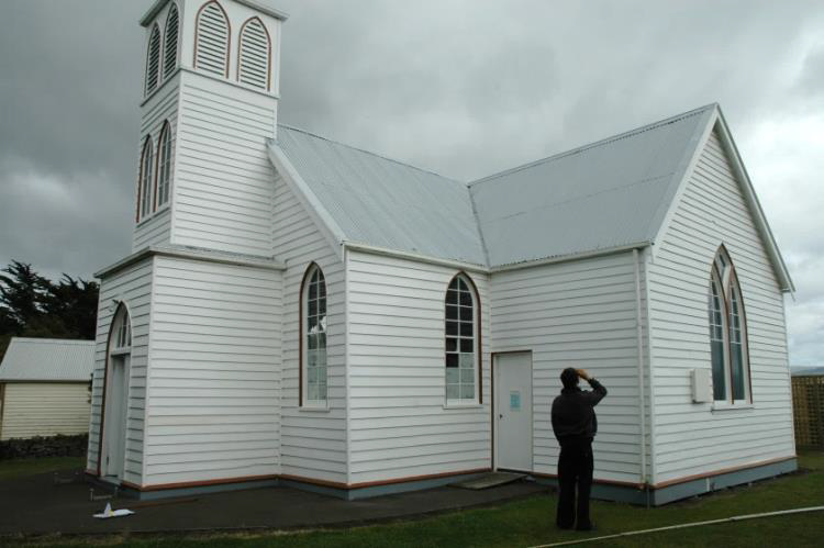 Pukehiki Church